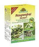Raupenfrei, XenTari, antiparassitario biologico contro i bruchi, a base di bacillus thuringiensis, 25grammi (etichetta in lingua italiana non garantita)