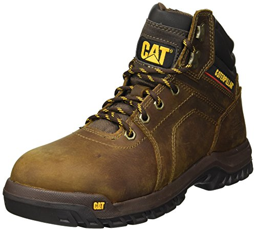 Caterpillar Mens P90947 Diffuse St Brown