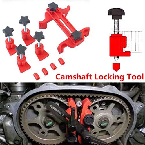 ETbotu Universal Nockenwelle Schlosshalter Auto Motor Cam Timing Arretierung Werkzeug Zubehör Set