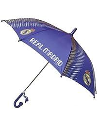 Real Madrid CF Paraguas Infantil,, 70 cm (CYP AG-100-RM
