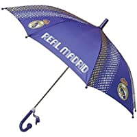 Real Madrid CF - Paraguas infantil, multicolor, 70 cm (CYP AG-100-RM)