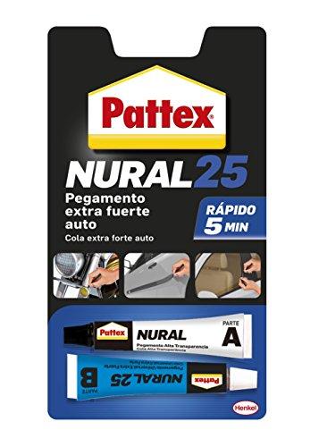 Pattex Nural 25, adhesivo extrafuerte para automóviles, 22ml