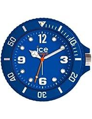 Ice-Watch 015201Ice Alarm Clock Orologio unisex analogico in plastica luce allarme blu