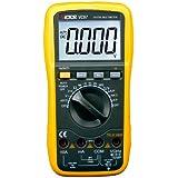 VICTOR VC97 3 3/4 Auto Gamme Digital Multimètre portable voltmètre ampèremètre ohmmètre Testeur Mesureur électrique de grand écran LCD