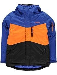 Campri Ninos Esqui Chaqueta Junior Chicos Top Acolchado Vestir Casual Exterior