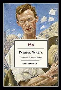 Voss par Patrick White