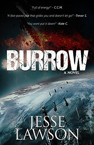 Burrow (THE PARALLEL Book 1) (English Edition)