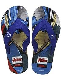 Disney Bubblegummer Boy's Racer Blue Indian Shoes - 7 Kids UK/India (25 EU)(3619133)