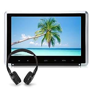 NAVISKAUTO DVD Player HD Tragbarer Monitor (CH06)