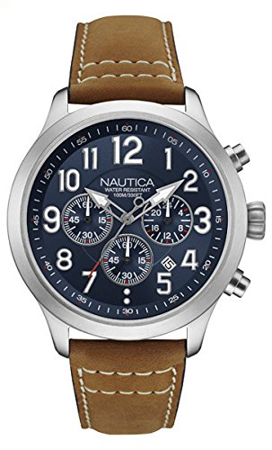 Nautica NST 800 Gent' S nad14531g Men Wrist Watch