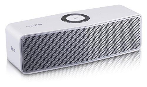 LG NA8550W tragbarer Lautsprecher (20 Watt, Bluetooth) weiß