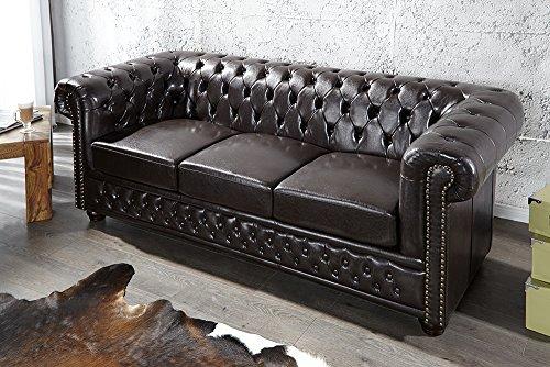 Edles Chesterfield 3er Sofa-180921144805