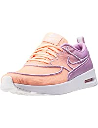 Nike Wmns Air Max Thea Ultra SI Trainer, Mehrfarbig (Sunset Glow/sunset Glow/orchid/white)