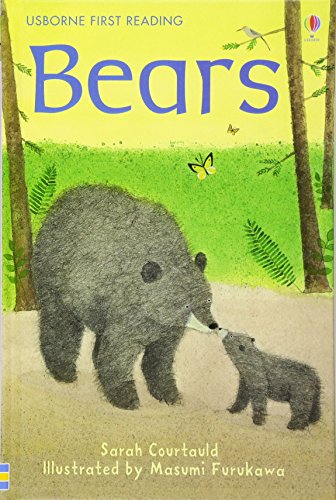 Bears (2.2 First Reading Level Two (Mauve))
