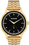 Nixon Damen Armbanduhr A994-2226-00 Sala Gold / Black / White