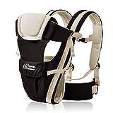 0–30mois respirant à l'avant Porte-bébé 4en 1bébé confort Sac à dos Sling Pouch Wrap pour bébé