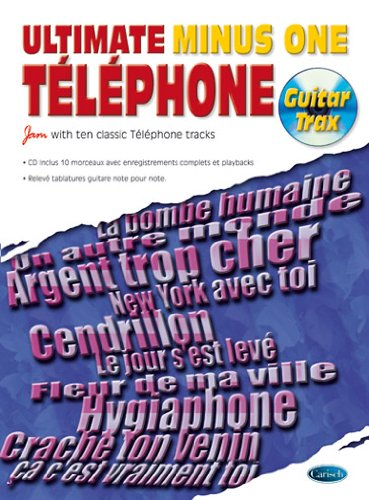 Telephone Ultimate Minus One Bk
