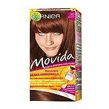 Garnier Garnier Movida Crema Shampoo Colorante, 30 Mogano