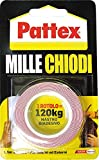 Ruban adhésif double-face H 19 MT 1,5 Millechiodi Pattex