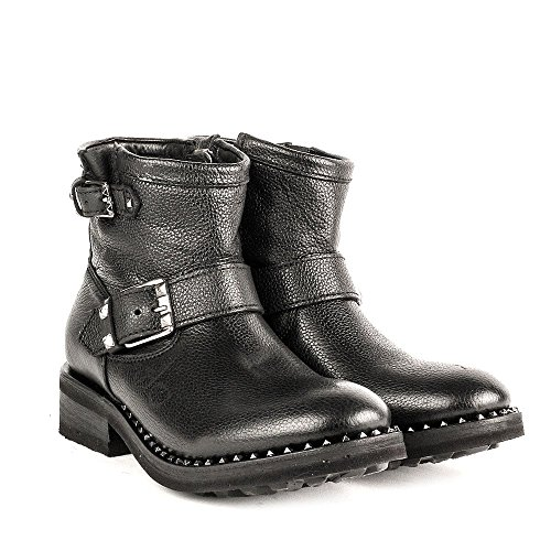 Ash Schuhe Speed Boots Damen Schwarz