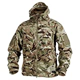 Helikon-Tex Patriot Jacke -Double Fleece- MP Camo