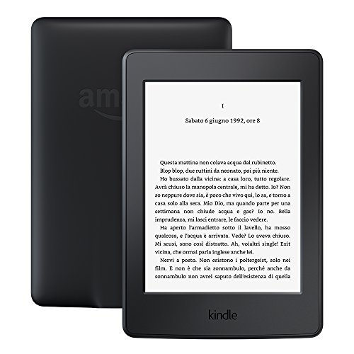 E-reader Kindle Paperwhite, schermo da 6