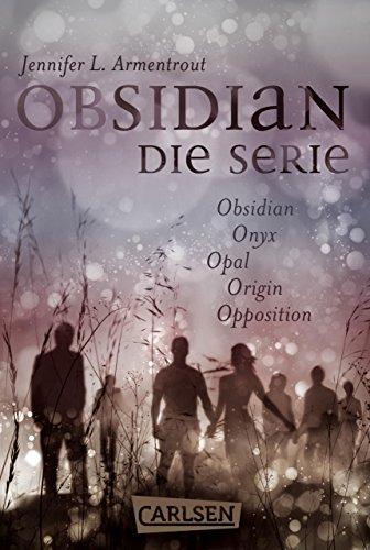 Obsidian: Alle fünf Bände der Bestseller-Serie in einer E-Box! -
