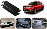 #10: Auto Pearl - Premium Quality Car 100% Gap Coverage In Front of, Surrounding & Behind Seat Gap Filler Black For - Maruti Suzuki Vitara Brezza