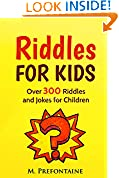 #4: Riddles For Kids: Over 300 Riddles and Jokes for Children