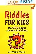 #2: Riddles For Kids: Over 300 Riddles and Jokes for Children
