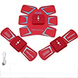 HT BEI Autocollants abdominaux �quipement d'entraînement Physique à la Maison Costume d'entraînement Garçons et Filles Machine d'abdomen Paresseux