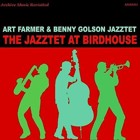 The Jazztet at Birdhouse