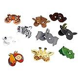 Wehrfritz 076981 Sachenmacher Masken Wilde Tiere