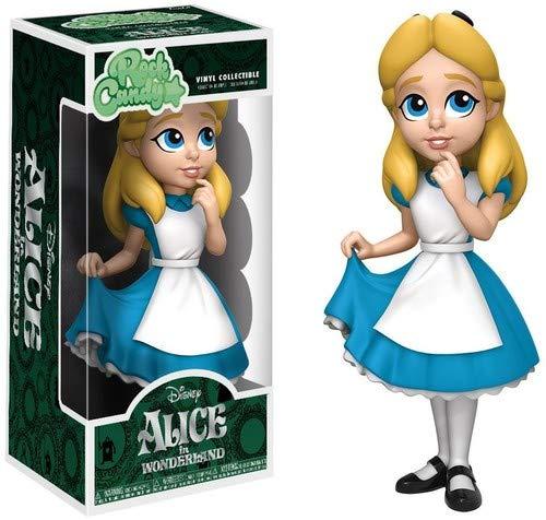 Funko 20006 Rock Candy: Disney: Alice, Multi