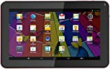 KOCASO MX9200 9-Inch High Resolution Google Android Tablet PC- (Fast Quad-Core @ Up to 1.2 GHz Processor, 512 MB RAM DDR3, 8 GB ROM NAND Flash, ARM Cortext-A7, 800 x 480 Pixels, Android 4.4 KitKat, WiFi, GPS, & Dual Camera Functionality, Micro USB Port, MicroSD Slot, Built-In-Microphone, Supports Skype, Youtube, Netflix, Google Play Apps, and more!) Comes with FREE Stereo Earbuds, Screen Protector, Stylus Pen, and Carrying Pouch- Pink