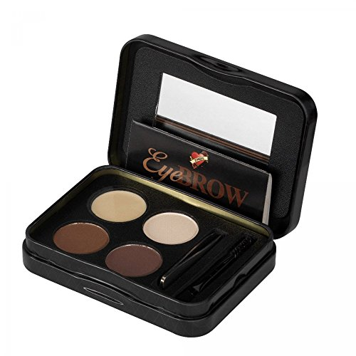 ELLEPI Kit Maquillage Sourcils Eye Brown