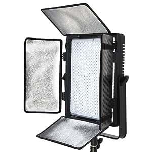 METTLE VL-650R Panneau lumineux LED High-CRI pour studio photo/vidéo