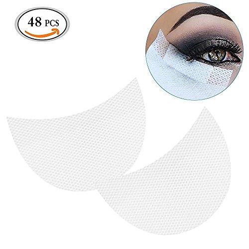 mlmsy-professional-48-pcs-white-color-soft-lint-under-eye-lip-patch-pad-sticker-tapes-false-eyelash-