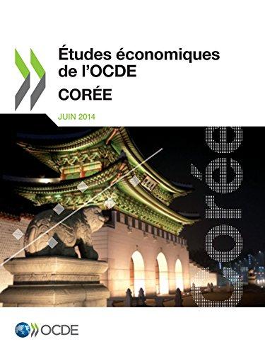 Études économiques de l'OCDE : Corée 2014 (Economie) par Collectif