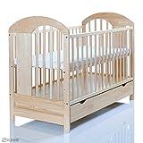 LCP Kids Kinderbett Lasse Weiss 120x60 cm