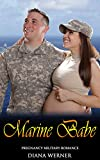 Marine Babe: Pregnancy Military Romance (English Edition)