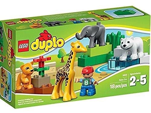 LEGO Duplo - Zoo Baby 4962