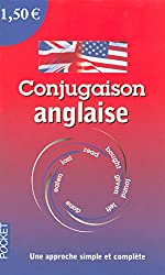 Conjugaison anglaise à 1,50 euros