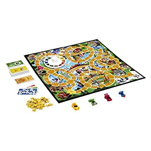 Hasbro Games – Game Of Life Junior b0654sc5
