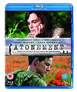 Atonement [Blu-ray] [Region Free]