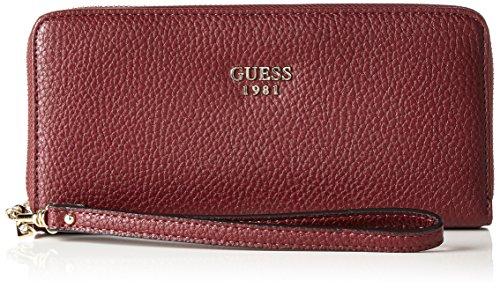 Guess Damen Swvg6781460 Umhängetasche, Rot (Bordeaux), 2x10x21 cm (Guess Portemonnaie)