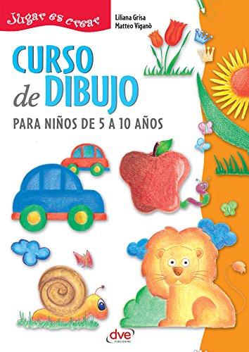Curso de dibujo para niños de 5 a 10 años por Liliana Grisa