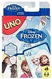 UNO Disney La Reine des Neiges, jeu de société et de cartes, CJM70