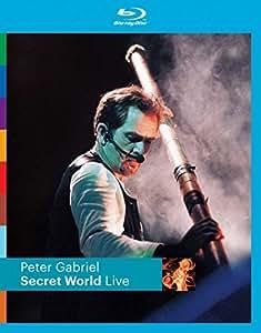 Secret World Live [Blu-ray]