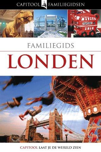 Familiegids Londen par  Vincent Crump